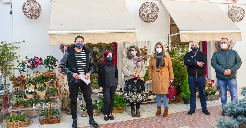 Decojardín, Tintorería Montse y Colour Mobile han sido los tres primeros clasificados en el VII Concurso de Escaparates de Tomelloso