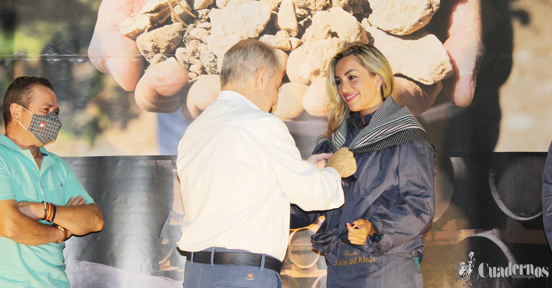 Manantial del Vino proclama Gañán del Año a la finalista de Masterchef María Morales