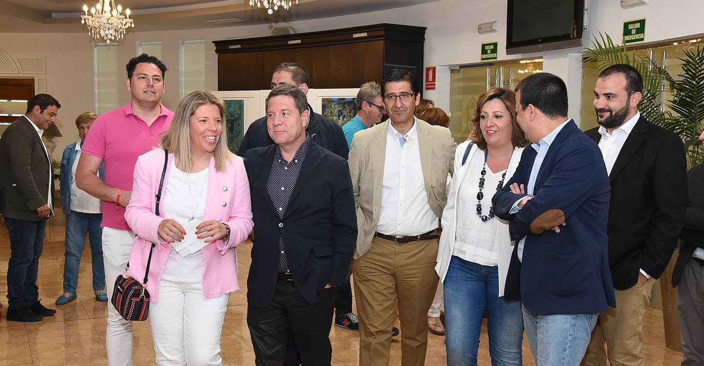 García-Page confirma que el arreglo integral del camino de Cirujano estará completado antes de la próxima vendimia