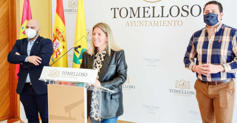 El equipo de gobierno del Ayuntamiento de Tomelloso prepara otros 500.000 € dirigidos a la reactivación social y el empleo