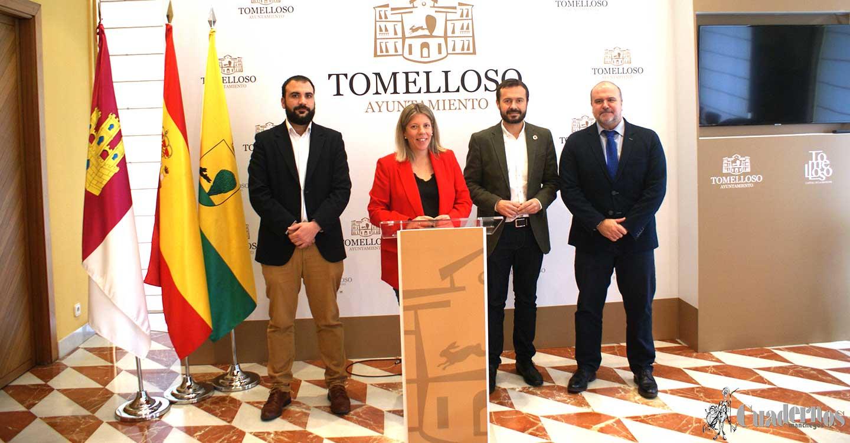 El Gobierno de Castilla-La Mancha y el Ayuntamiento de Tomelloso seguirán trabajando conjuntamente para conseguir que Tomelloso siga creciendo en  materia energética