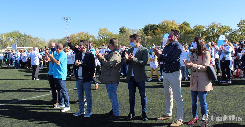 El Gobierno de Castilla-La Mancha apoya la promoción del Envejecimiento Activo en la Olimpiada Deportiva de Personas Mayores