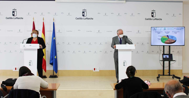 El Gobierno de García-Page apuesta por Tomelloso en los presupuestos  regionales con una inversión cercana a los 7 millones de euros