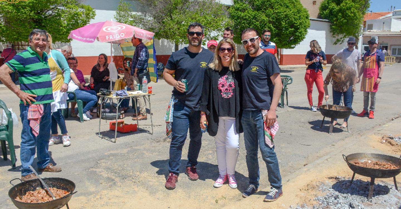 Gran fin de semana en el barrio San José con motivo de sus fiestas patronales