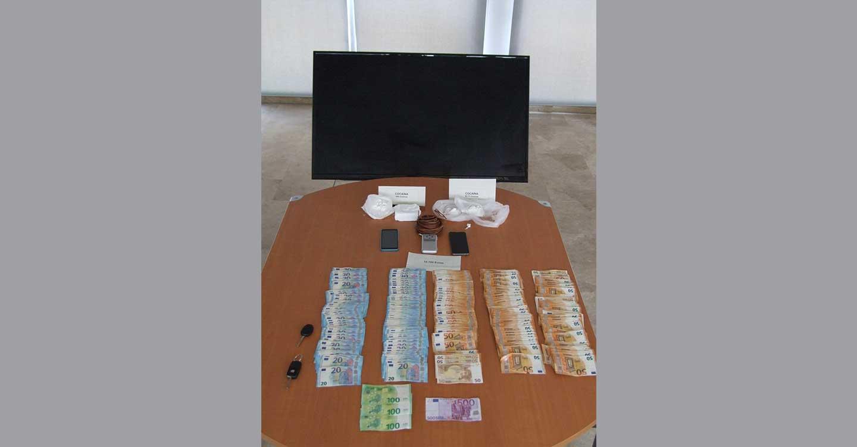 La Guardia Civil ha desarticulado una organización criminal por un delito de tráfico y distribución de cocaína en Tomelloso