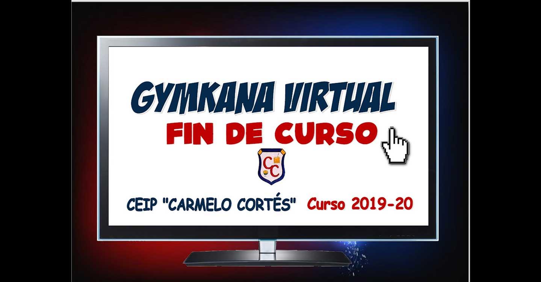 """El CEIP """"Carmelo Cortés"""" celebra el fin de curso con su Gymkana Virtual"""