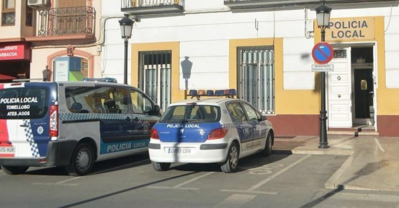 Hallada en las Dependencias de la Policía Local la pistola desaparecida en 2014