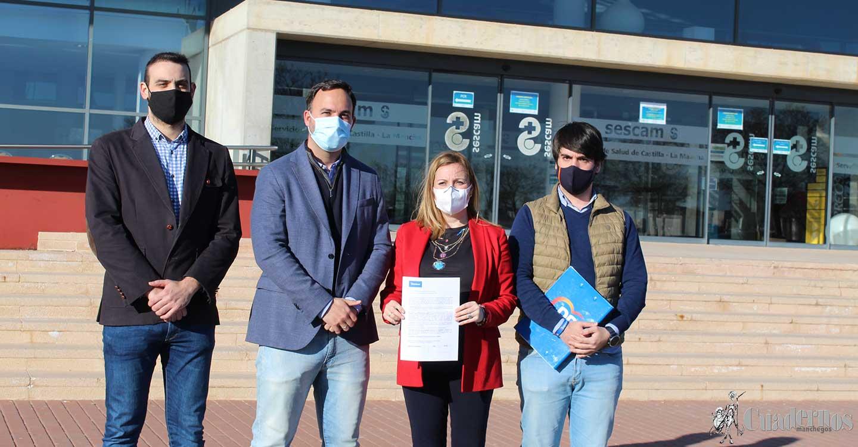 El Partido Popular inicia la recogida de firmas para solicitar una UCI en el Hospital de Tomelloso y para que se cumpla al 100% su Plan Funcional