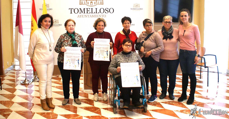 """Hoy se ha presentado en el Ayuntamiento de Tomelloso el XX Encuentro Deportivo Local """"Los Delfines"""""""