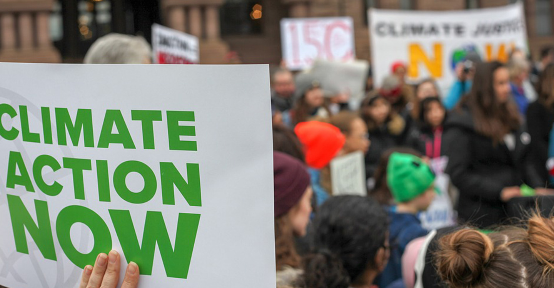 Hoy se celebrará una nueva manifestación para declarar la Emergencia Climática en Tomelloso