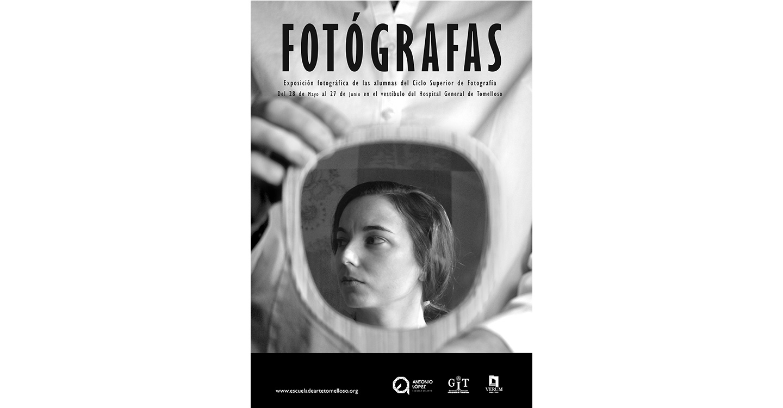 """Inauguración de la Exposición """"Fotógrafas"""" en el Hospital de Tomelloso"""