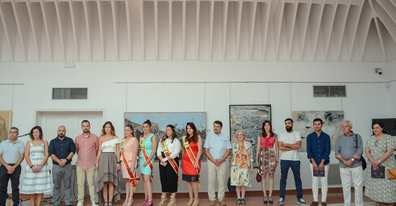 Inauguradas las exposiciones de los Certámenes Artísticos de la Fiesta de las Letras en Tomelloso