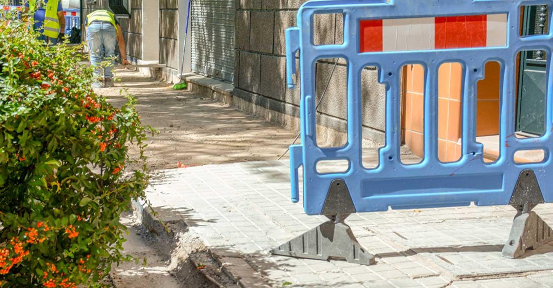 Iniciada una nueva fase de accesibilidad y mejora en Don Antonio Huertas
