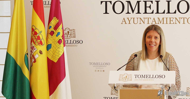 Inmaculada Jiménez valoró positivamente el retorno a las aulas en la ciudad de Tomelloso