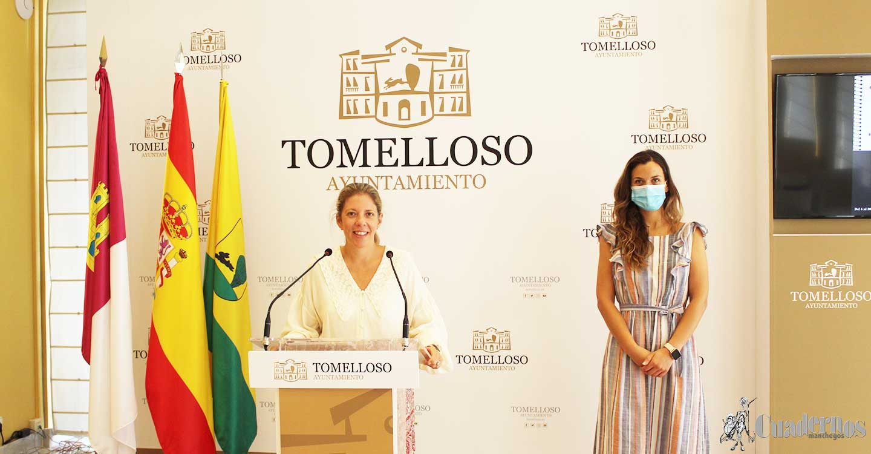 Inmaculada Jiménez anuncia que Elvira Sastre será la mantenedora de la Fiesta de las Letras 2021