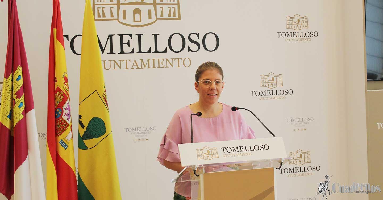 1.573.000 euros favorecerán la reactivación económica y social de Tomelloso