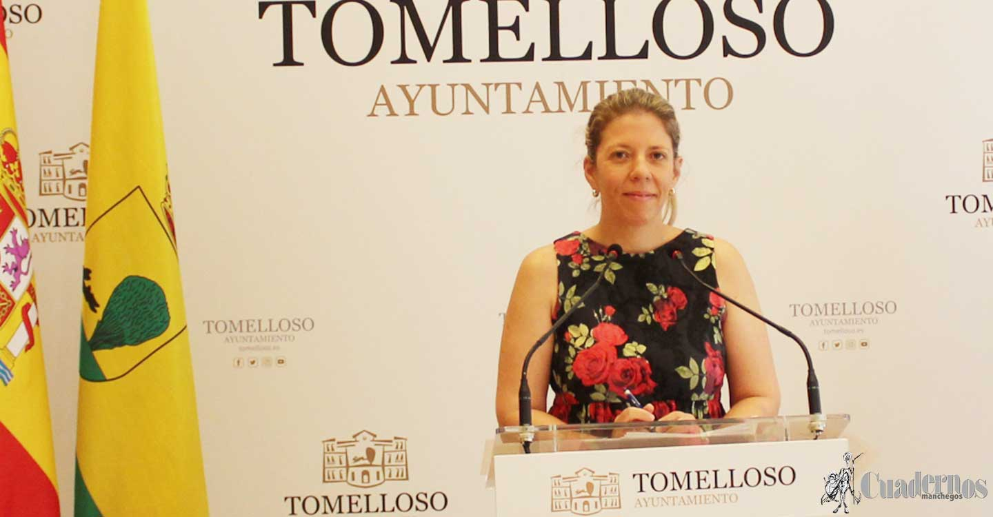 Inmaculada Jiménez anuncia una Operación Asfalto de 160.000 € que mejorará 12 calles de Tomelloso