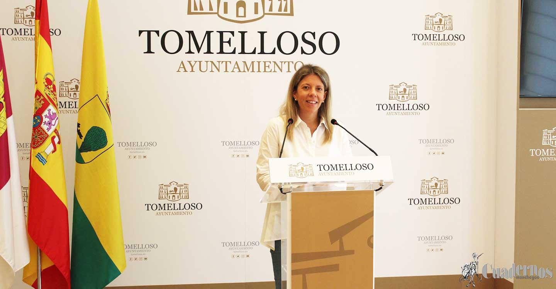 La alcaldesa de Tomelloso detalla los proyectos aprobados ayer en el Pleno dotados con 4.615.000 €