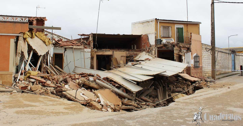 Inmaculada Jiménez pone a disposición de las familias afectadas, por el suceso de la calle Lope de Vega, todos los recursos del Ayuntamiento