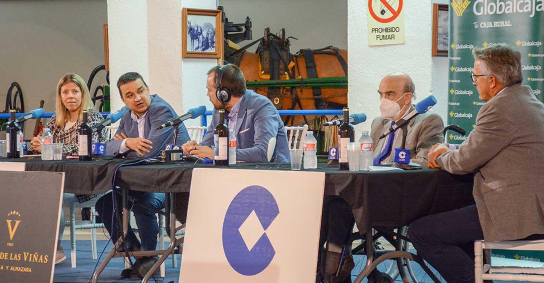"""La alcaldesa de Tomelloso, Inmaculada Jiménez, participa en el programa """"Las mañanas de COPE Ciudad Real"""""""