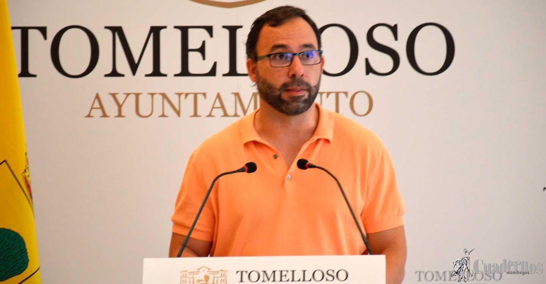 El Partido Popular de Tomelloso  denuncia irregularidades  en la remodelación de la Plaza de España del municipio