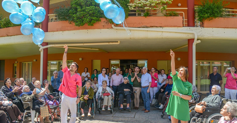 Isi Serna participa en el Día Mundial contra la violencia hacia los mayores
