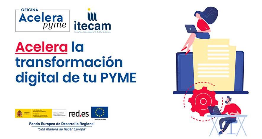 Itecam es seleccionada como Oficina Acelera Pyme en la región para impulsar la transformación digital de las pymes