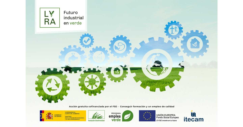 Itecam pone en marcha el proyecto LYRA con acciones formativas para la mejora del empleo y el medio ambiente