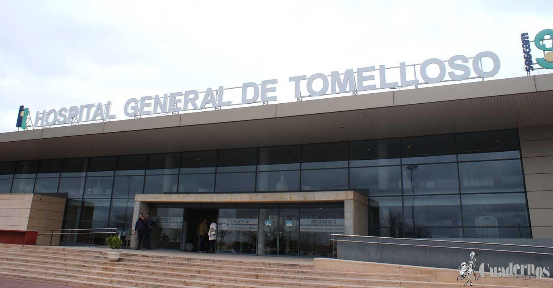 Izquierda Unida de Tomelloso apoya la PNL para que el Hospital tenga una UCI