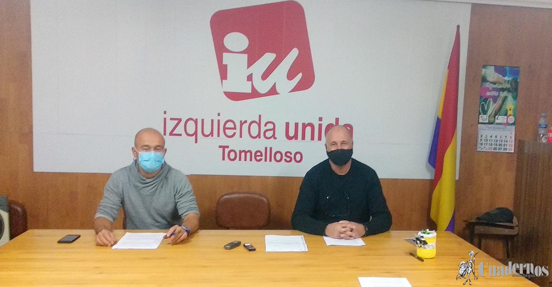 IU Tomelloso critica la tardanza en la renovación de los vehículos por parte del Ayuntamiento