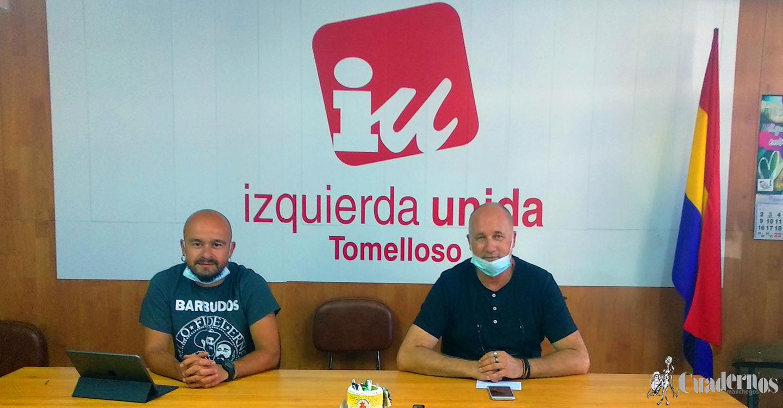 """IU de Tomelloso se pregunta """"para cuándo el equipo de gobierno pondrá a pleno rendimiento todos los servicios del Ayuntamiento""""."""