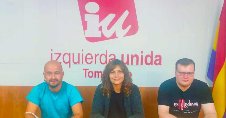 IU Tomelloso anima a la ciudadanía a participar en la semana de movilizaciones en defensa del tren público