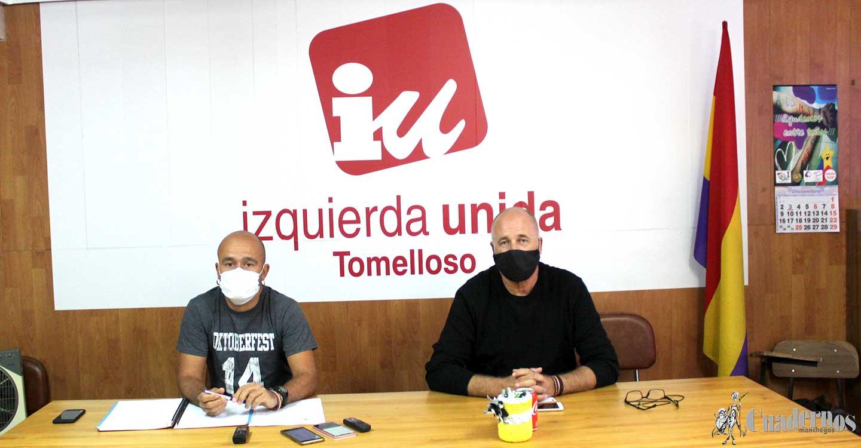Izquierda Unida presentará una moción para mejorar la sanidad en Tomelloso, ante el incumplimiento continuado del Gobierno Regional.