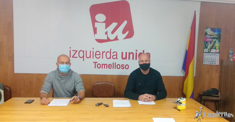 IU Tomelloso presenta una propuesta para la municipalización del servicio de agua en la localidad