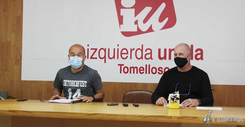 IU Tomelloso muestra su perplejidad ante la iniciativa de recogida de firmas  del Partido Popular para la implantación de la U.C.I. en el Hospital de Tomelloso