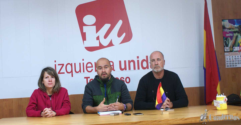 Izquierda Unida de Tomelloso se solidariza con los afectados por el COVID-19