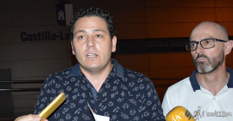 """Iván Rodrigo: """"Siempre he actuado al lado y a favor del Hospital de Tomelloso"""""""