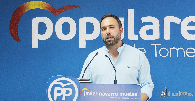 Javier Navarro anima al PSOE de Castilla-La Mancha a que evite el desmantelamiento del Hospital de Tomelloso y no sigan tirando balones fuera por su incompetencia