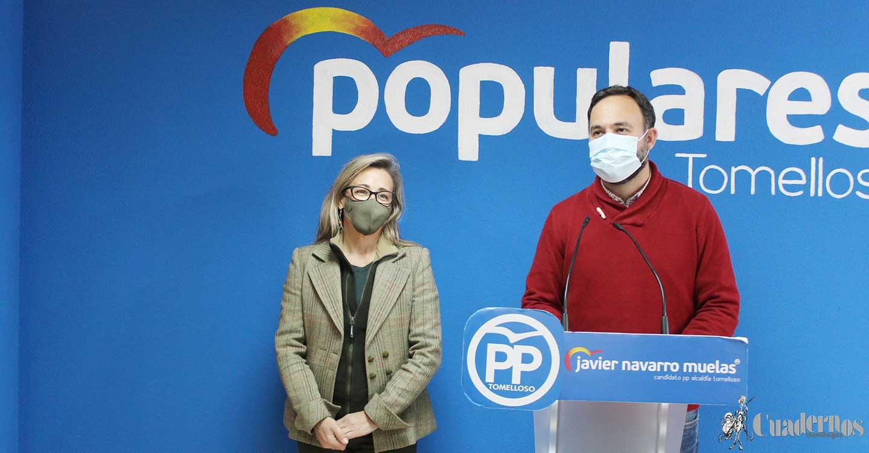 El PP de Tomelloso inicia la campaña de recogida de firmas como apoyo a las Fuerzas y Cuerpos de Seguridad del Estado