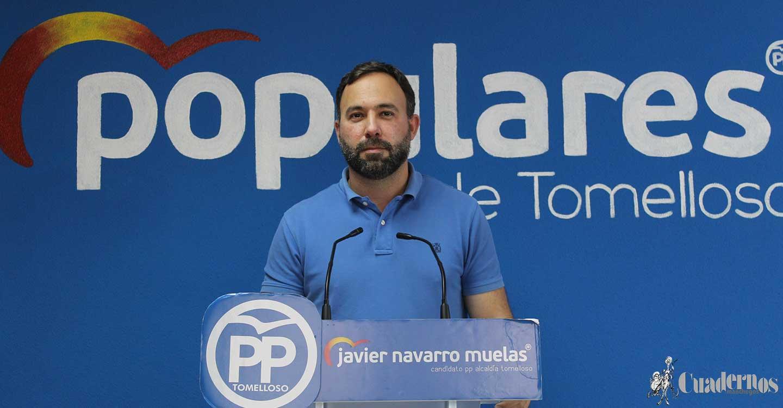 """Javier Navarro : """"Si Inmaculada Jiménez no es capaz de frenar el desmantelamiento del Hospital de Tomelloso que dimita"""""""