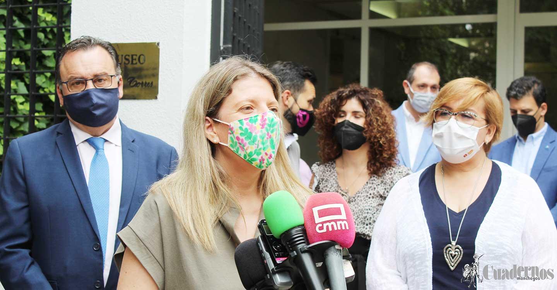 """Jiménez presenta a Tomelloso como """"una ciudad para invertir"""", en la clausura de la asamblea de ZINCAMAN"""