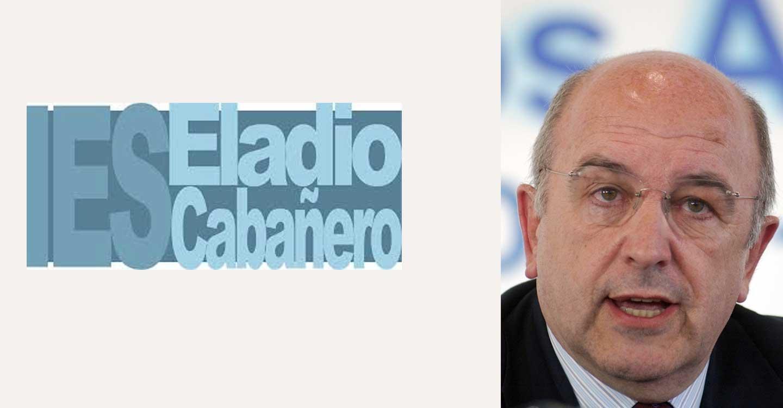 Joaquín Almunia será el invitado estrella para la charla/coloquio en el IES Eladio Cabañero