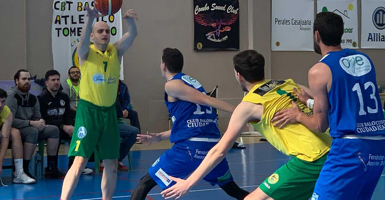 Jorge Ruiz Montañés confirma su continuidad en el CBT Basket Atlético Tomelloso