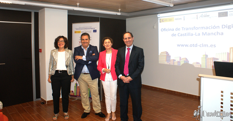 Jornada Informativa en Tomelloso sobre la implantación de un ERP en las empresas