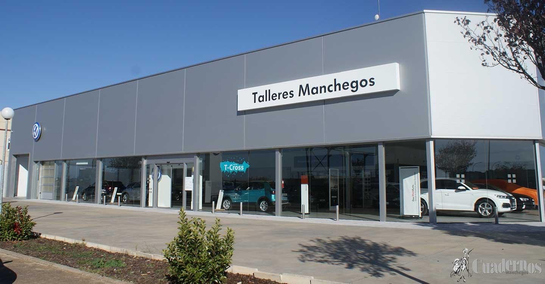 Talleres Manchegos celebra su 45 Aniversario este mes con las I Jornadas de Puertas Abiertas en Tomelloso.
