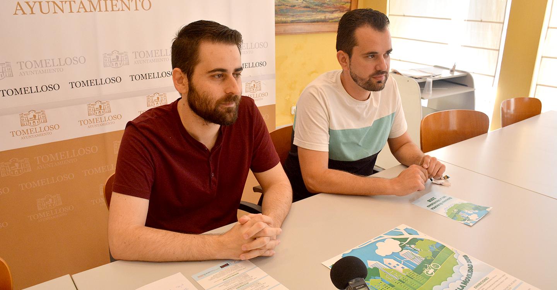 La Semana Europea de la Movilidad en Tomelloso incluye exhibiciones, deporte y actividades de sensibilización