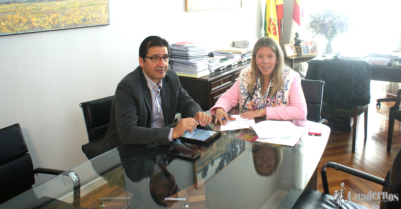 Diputación Provincial de Ciudad Real y Ayuntamiento de Tomelloso ponen al día su plan de actuación en los proyectos de esta legislatura para Tomelloso