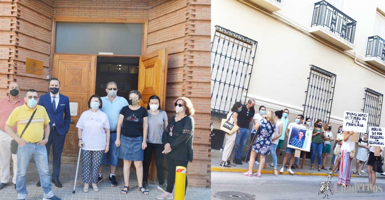 José Manuel Sampedro declara hoy ante el Juzgado por el caso de la Residencia Elder de Tomelloso