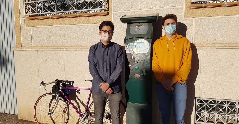 Juventud por el Clima critica la ampliación de la zona azul por parte del Ayuntamiento de Tomelloso