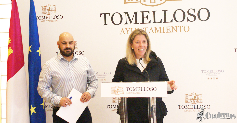 La Alcaldesa, Inmaculada Jiménez, presenta un balance positivo en la gestión económica realizada con el presupuesto del Ayuntamiento.